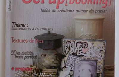 fiche de lecture Moments Scrap[booking] n°6