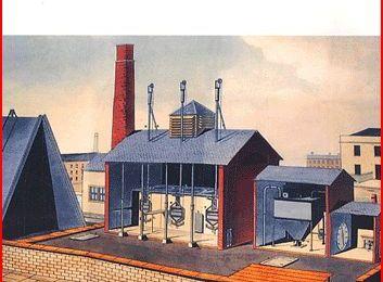 La naissance de l'industrie à Paris...