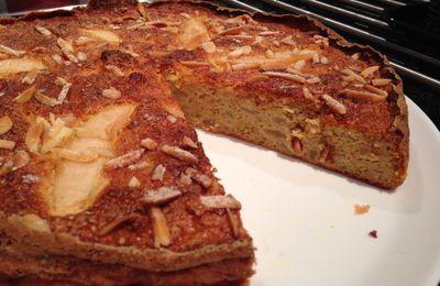 Gâteau aux poires aérien!