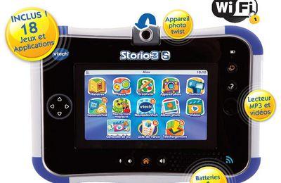 Storio 3s, la tablette éducative hyper connectée !