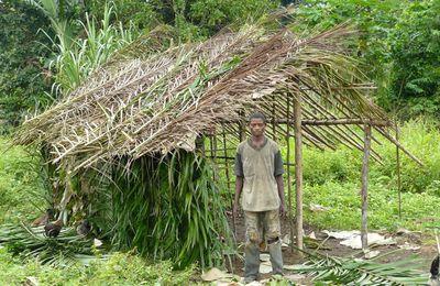 """Lékoumou : rencontre de """"Pygmées"""" près de Bihoua"""