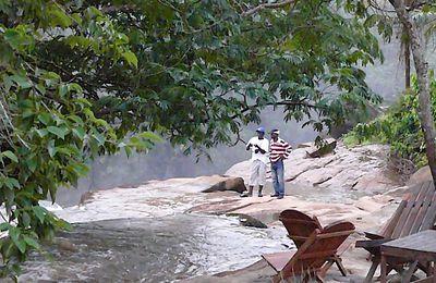 Retour à Brazzaville : départ de Kimpanzou