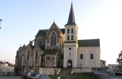 Eglise de Gesté