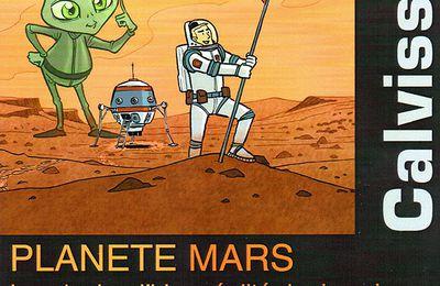 Table ronde 2014 - Planète Mars : la sélection littéraire