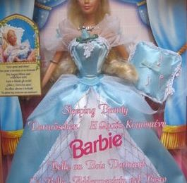 Barbie belle au bois dormant 1998