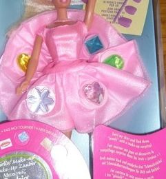 Barbie maquillage surprise 1997