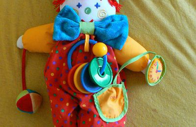 Grand clown découverte 2002