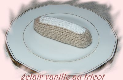 explications éclair au tricot
