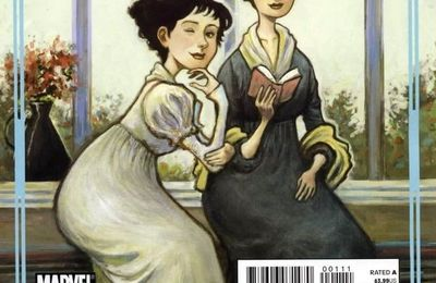 Sense and Sensibility, marvel comics - Nancy Butler et Sonny Liew