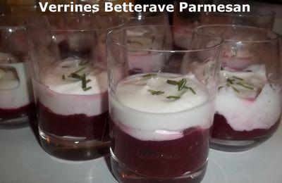 Un Tour en Cuisine #335 - Verrines Betterave Parmesan