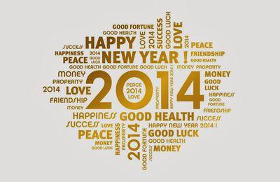 Tous Mes Voeux Pour 2014...