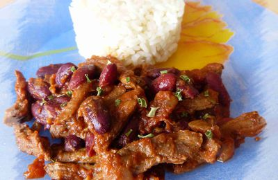Chili con carne (2e version)