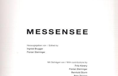 Text im Katalog von Jürgen Messensee 2013, Kunstforum