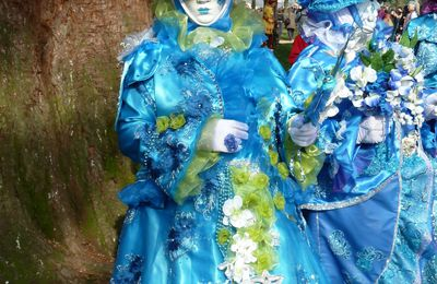 CARNAVAL VÉNITIEN ANNECY 2016