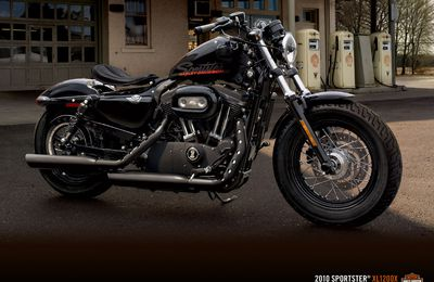 Sportster FORTY EIGHT en videos