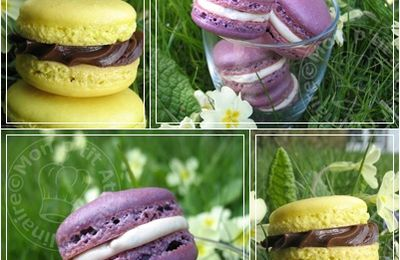 Atelier Macarons, on remet ça le 10/04