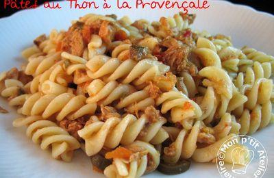 Pâtes au Thon à la Provençale