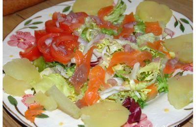 Salade Nordique.
