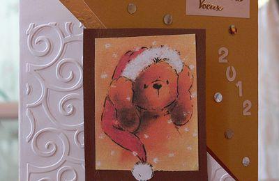 Cartes de voeux 2012 reçues