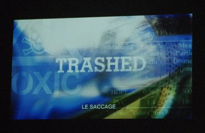"Projection/debat du film, ""Trashed"" avec Jeremy Irons"