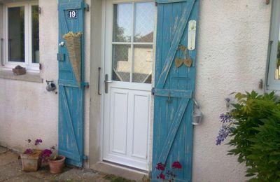 ma maison bleue