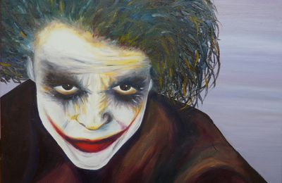 "huile ""heath ledger"""