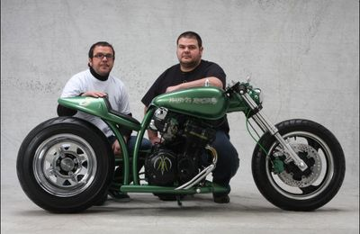 Builders Express : Morlako Kustom (Chus and Pako)