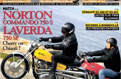 press (793) : moto legende - issue 218 - december 2010