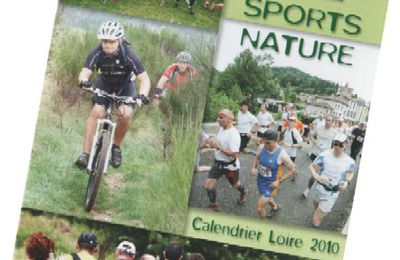 Bienvenue au calendrier des sports de nature !