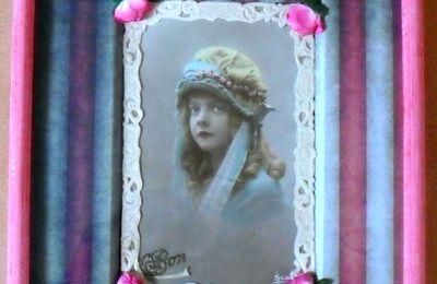 encadrement : cartes postales anciennes