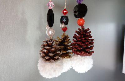 De jolies pampilles à réaliser avec vos bambins pour Noël prochain !
