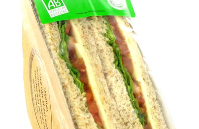Des sandwichs tout bio