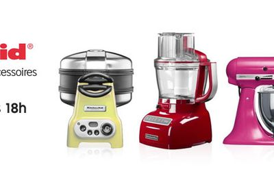 Vente privée... KitchenAid