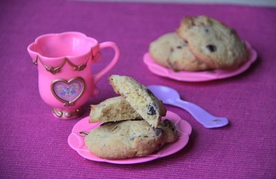 Chocolate chip cookies - Cookies de New York
