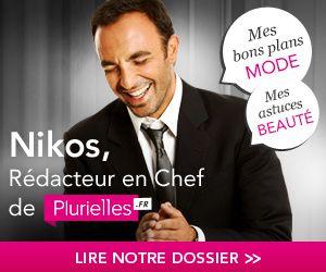 Nikos rédac chef de Plurielles.fr