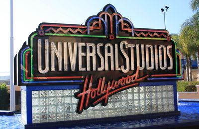Universal studios Hollywood !!