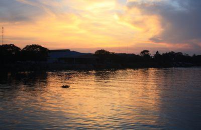Le Mékong dans tout son delta