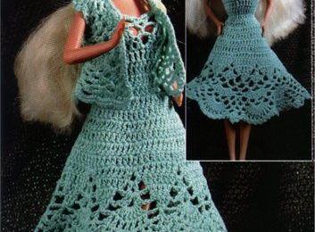 Une robe de poupée...................