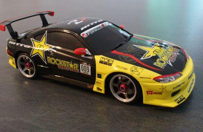 Nissan Silvia S15 Formula D No.9 Pacific Rim