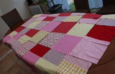 nappe patchwork