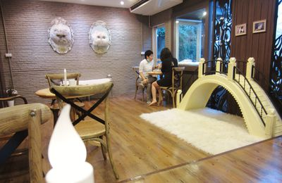 Purr Cat Cafe Club (Bangkok, Thaïlande 45)