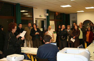 Régionales 2010 : Epinay vote à 69,93 % pour la liste de rassemblement de la gauche et des écologistes
