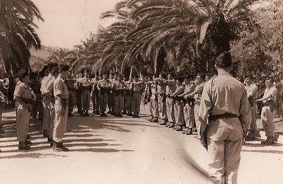 L'ACCROCHAGE DE SADOUNA DU 18 JUILLET 1956