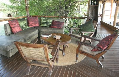 Impala camp au Selous, superb luxury camp ...