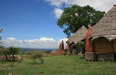 Visite au Rift valley photographic lodge, Manyara