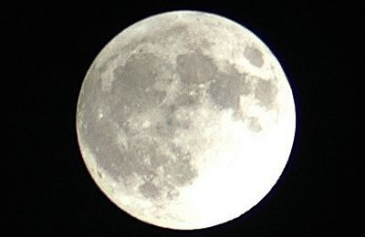 La plus grosse lune de 2012