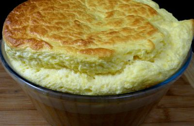 SOUFFLE AUX 3 FROMAGES