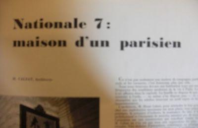 Série d'été. 1958: cette année-là (1/2)