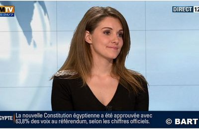 Fanny Agostini - 26 Décembre 2012