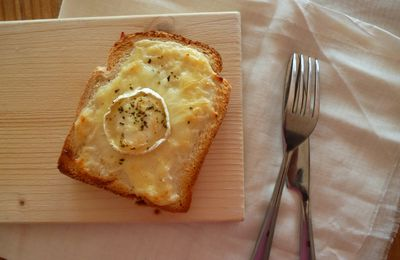 Croque-Monsieur !